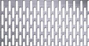 Perforált lemez - Lvq
